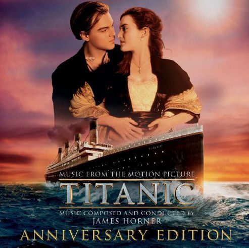 Titanic Ost : Anniversary (2Cd)