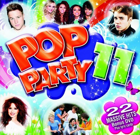 Pop Party 11 (CD & Dvd)