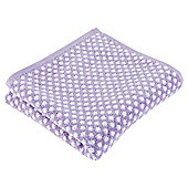Kingsley Sherbet Lilac Spot Hand Towel