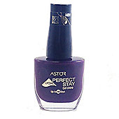 Astor Perfect Stay Gel Shine Nail Polish 12ml-401 VIP Violet