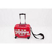 'Ride On' London sticker bus trolley case