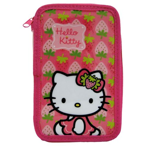 Hello Kitty Double Tier Pencil Case