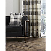 Fusion Balmoral Check Cushion Cover - Slate 43x43cm