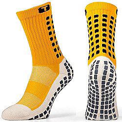 Trusox Mid-Calf Sock Thin Size M Yellow