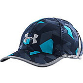 Under Armour Mens Shadow 2.0 Sports Running Cap - Blue
