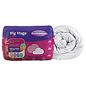Slumberdown Big Hugs 10.5 Tog  Duvet King