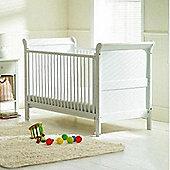 Saplings Victoria Cot Bed - White