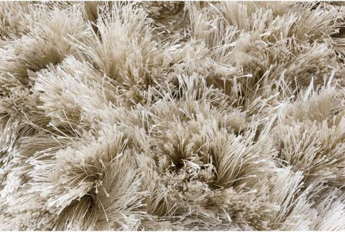 Linie Design Maltino Natural Shag Rug - 200cm x 140cm