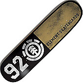 Element Metallic 92 #15 Thriftwood Skateboard Deck