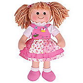 Bigjigs Toys 38cm Doll BJD030 Hayley