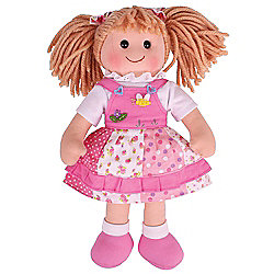 Bigjigs Toys Hayley 34cm Doll