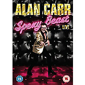 Alan Carr - Spexy Beast (DVD)