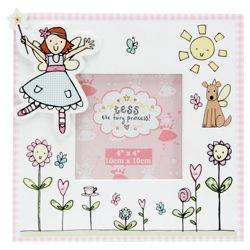 Tess the Fairy Princess Photoframe.
