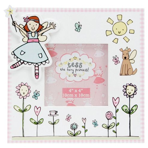 Tess the Fairy Princess Photoframe