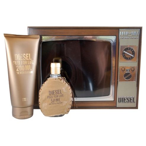 Diesel Fuel For Life Male 50ml Eau de Toilette Gift Set