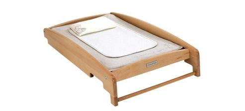 buy mamas papas cot top changer natural from our baby. Black Bedroom Furniture Sets. Home Design Ideas