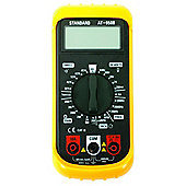 Automotive Digital Multimeter with Inductive Pickup