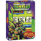 Teenage Mutant Ninja Turtles Stamper Set