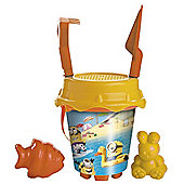 Despicable Me Minions 18cm Round Castle Bucket Set