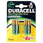 Duracell 75070709 AAA 900 mAh NiMH Rechargeable Battery