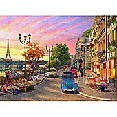 A Paris Evening - 500pc Puzzle