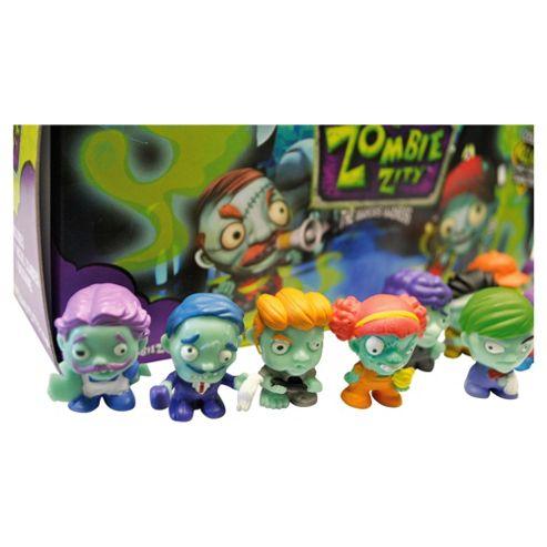 Zombie Zity Bouncerz