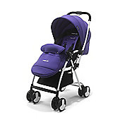 Mee-Go Feather Lightweight Stroller - Purple