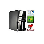 Spire PC Micro ATX Intel Pentium Dual Core G3250 (3.2GHz) 4GB RAM 500GB HDD