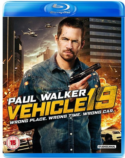 Vehicle 19 Blu Ray