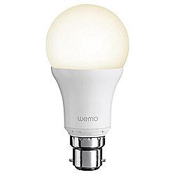 Belkin WeMo Smart LED Bulb (Bayonet Fit)