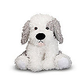 Melissa & Doug Sheridan Sheepdog Puppy Dog Soft Toy