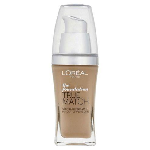 L'Oréal True Match Foundation W5 Golden Sand 30ml