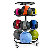 Bodymax Zenith Wall Ball / Medicine Ball Rack