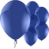 Celebration Blue Balloons - 11' Latex Balloon (50pk)