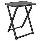 Keter Lila Plastic Folding Occasional Table