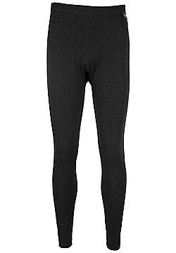 Merino Mens Pants - Black