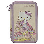 Hello Kitty Couture Double Tier Pencil Case