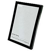 Basic Black Photo Frame 4 x 6""