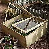Rowlinson Rowlinson Timber Cold Frame Planter