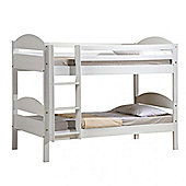 Max Bunk Bed - White