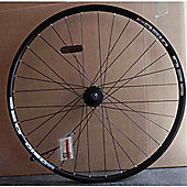 Momentum Big Foot 820/Deore 29 Disc Wheel: Front.