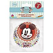 Mickey & Minnie Cupcake Cases Set 60