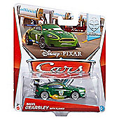 Disney Pixar Cars Diecast Nigel Gearsley with Flames