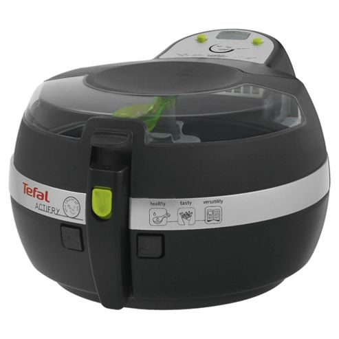 Tefal ActiFry Low Fat Electric health Fryer, 1 kg Capacity, Black