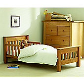 Saplings Warwick Junior Bed (Oak)