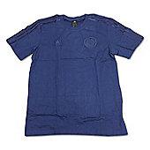 2013-14 Chelsea Adidas Core T-Shirt (Navy) - Navy