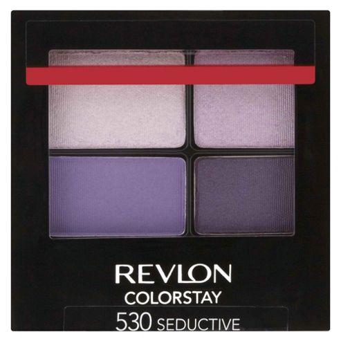 Revlon ColorStay™ 16 Hour Eyeshadow Quad Seductive