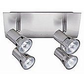 Paulmann Halogen 230V Teja Four Wall Light