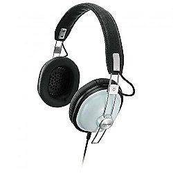 Panasonic Retro-Style Headphones Blue