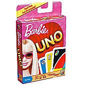 Uno Barbie Game
